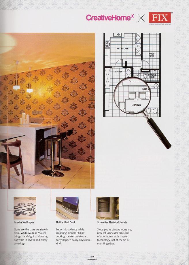 Creative Homes Issue 83 Maxim